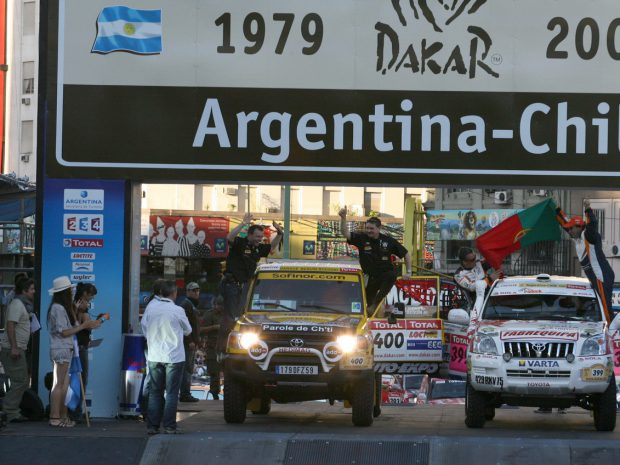 LCI – Reportage sur la Ch'ti Friterie Dakar 2009