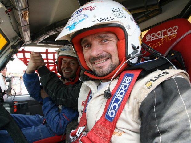 EUROSPORT – La Ch'ti Friterie sur le Dakar 2009