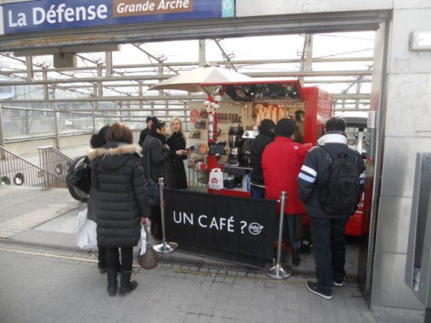 Alto Café ouvre à la Défense !