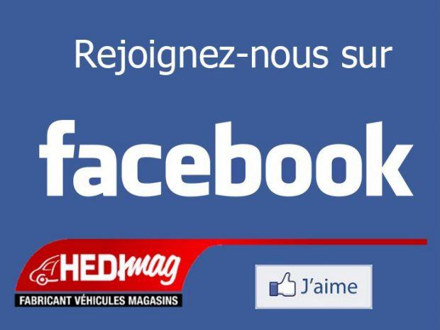 HEDIMAG surfe sur les réseaux sociaux !