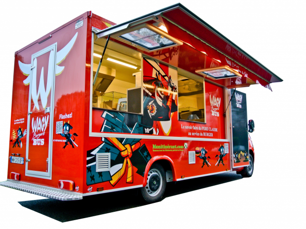 Food truck version prestige