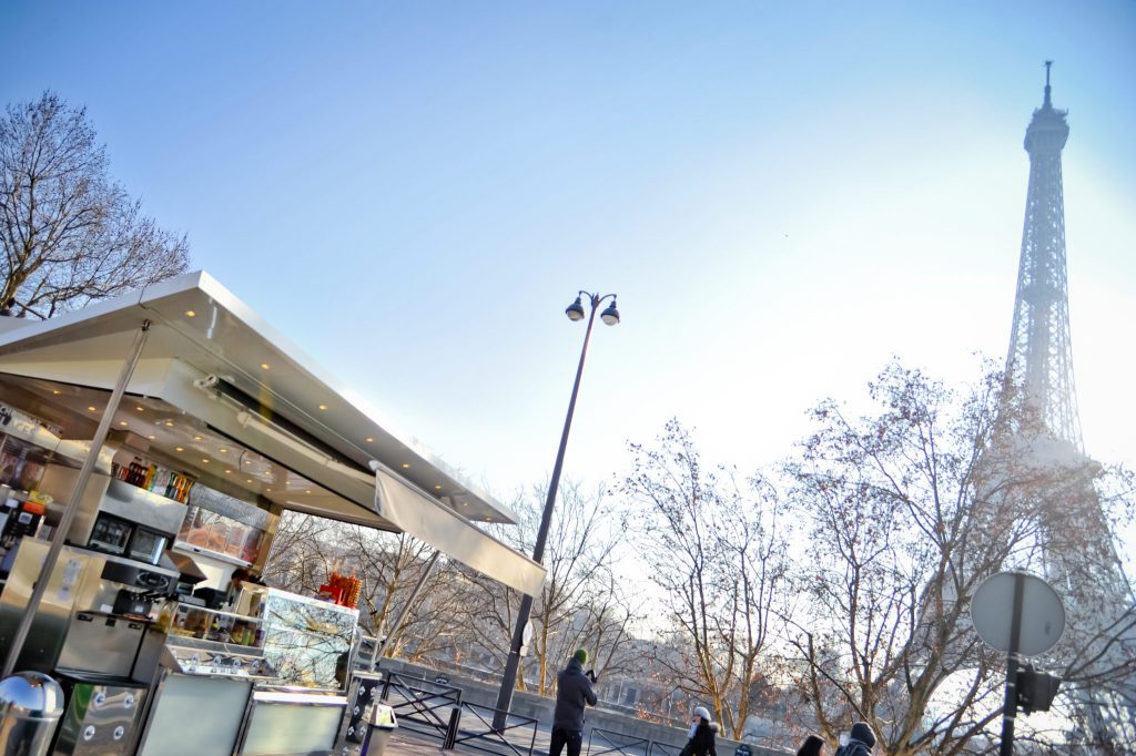 Hedimag kiosque Titanium Tour Eiffel (156)