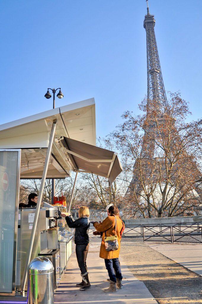 Hedimag kiosque Titanium Tour Eiffel (90)