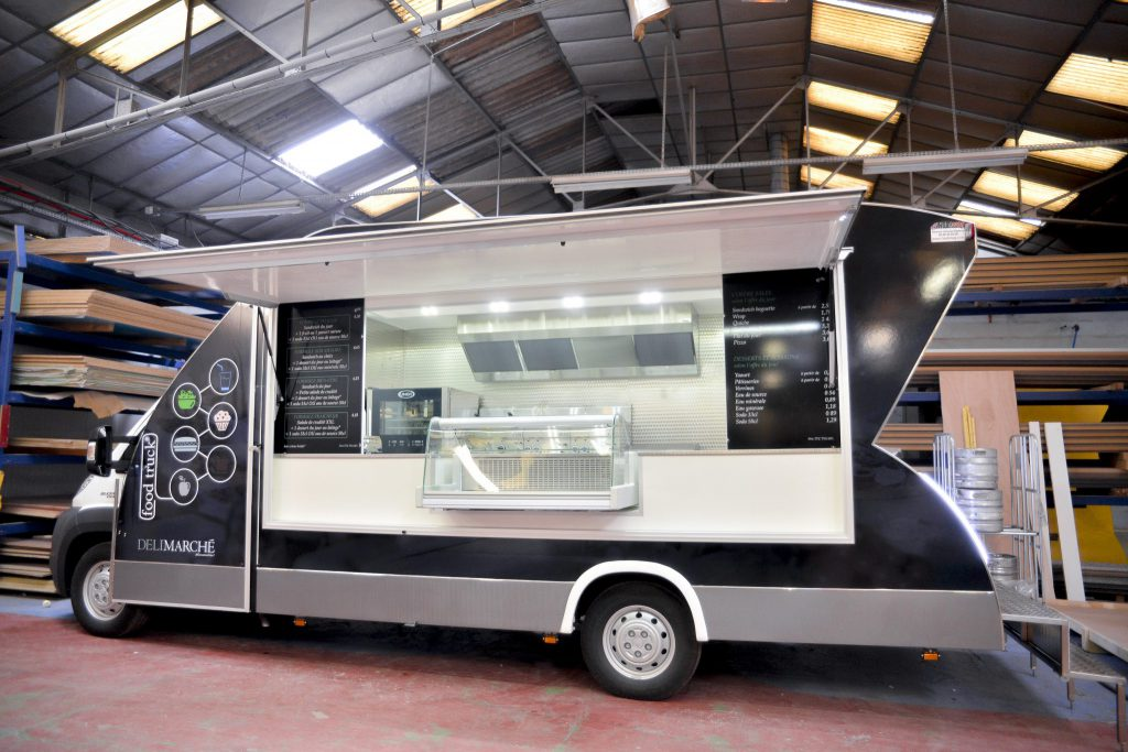food truck hedistream camion hedistream