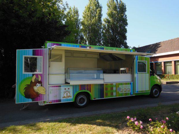 Food truck version standard