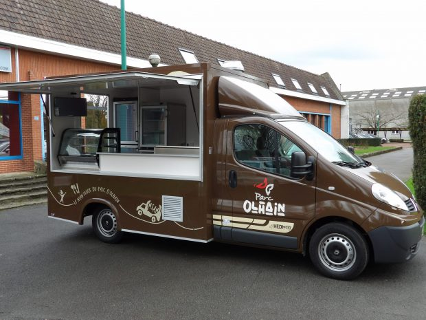 Camion junior crêpes gaufres churros