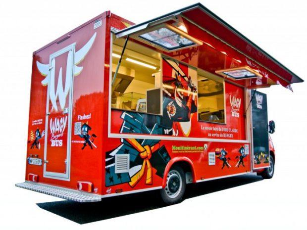 Le Food Truck sauce HEDIMAG
