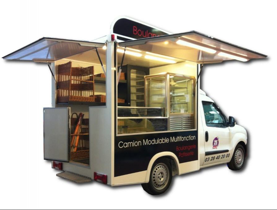 Concept 39 doblo boulangerie patisserie hedimag fabricant for Etalmobile occasion
