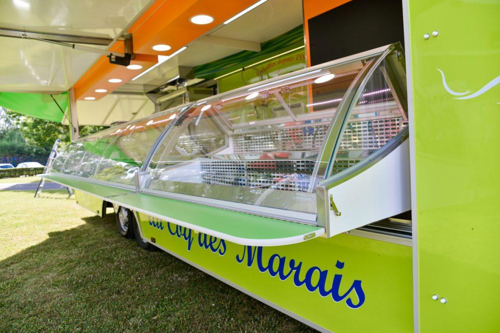 camion snack xxl hedimag food truck xxl food truck cellule 6m camion rôtisserie xxl