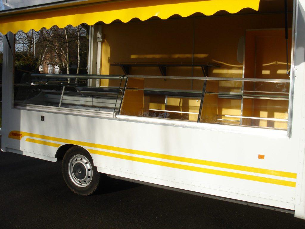 camion boulangerie pâtisserie eco hedimag