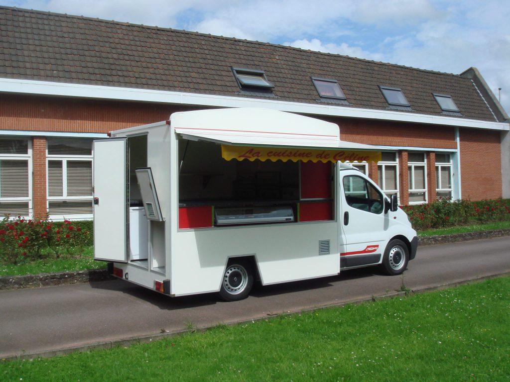 camion friterie snack version junior hedimag fabricant de commerce mobile. Black Bedroom Furniture Sets. Home Design Ideas