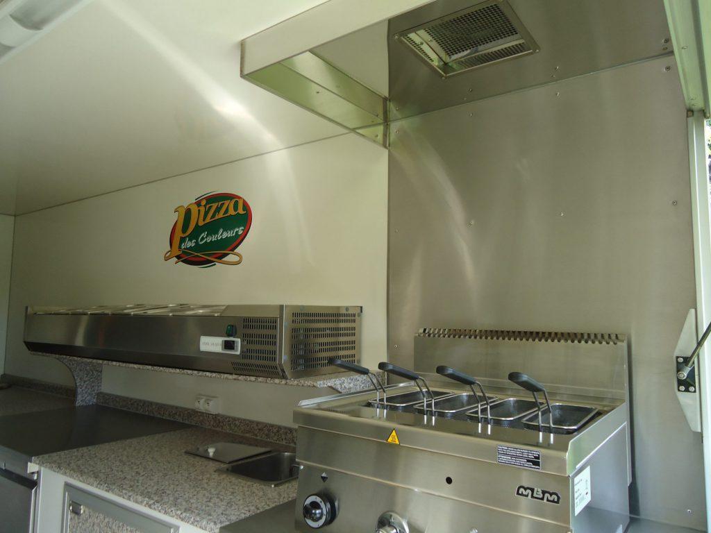 camion éco pizza camion pizza camion pâtes hedimag