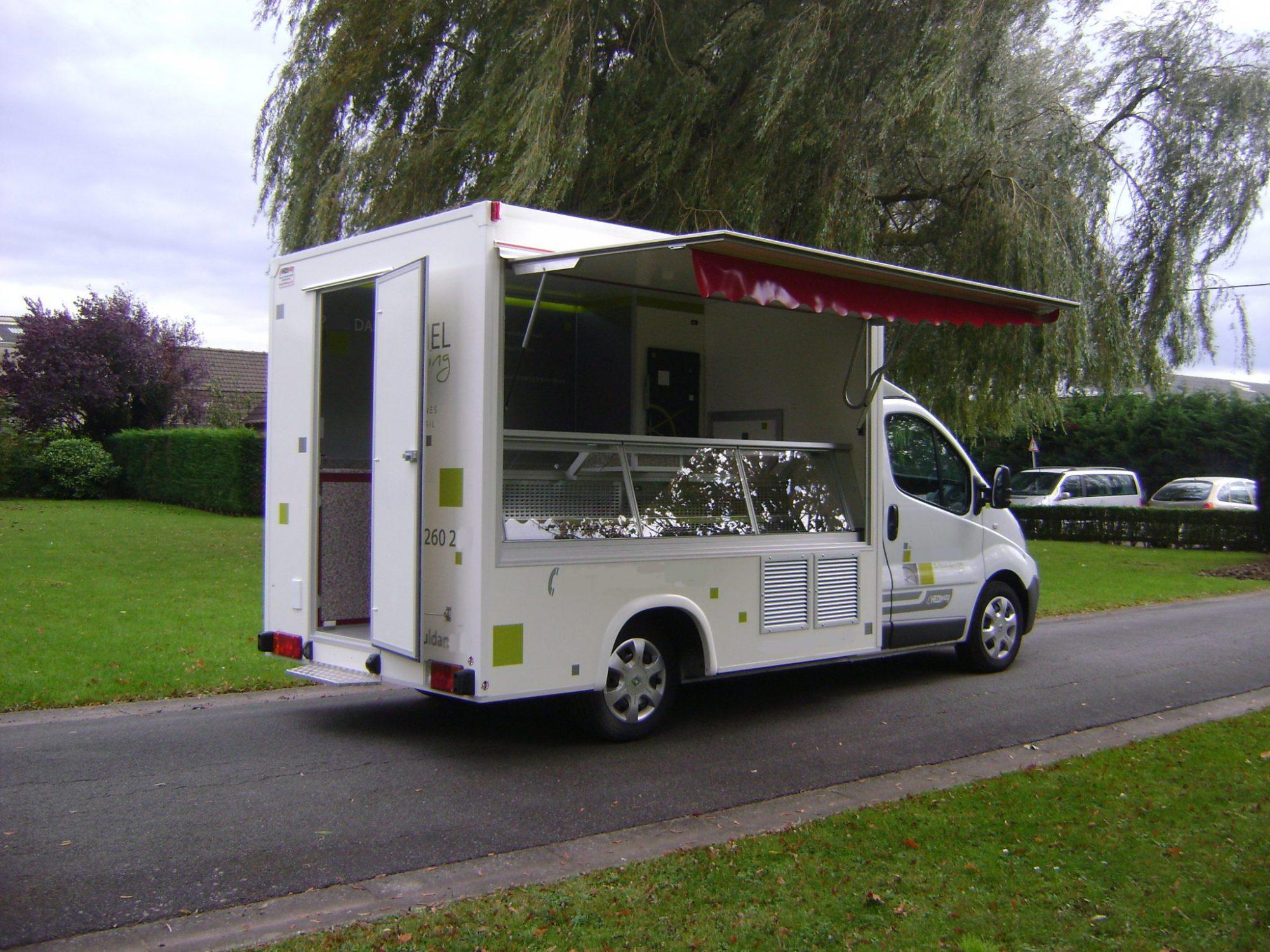 camion de march r frig r version junior hedimag. Black Bedroom Furniture Sets. Home Design Ideas