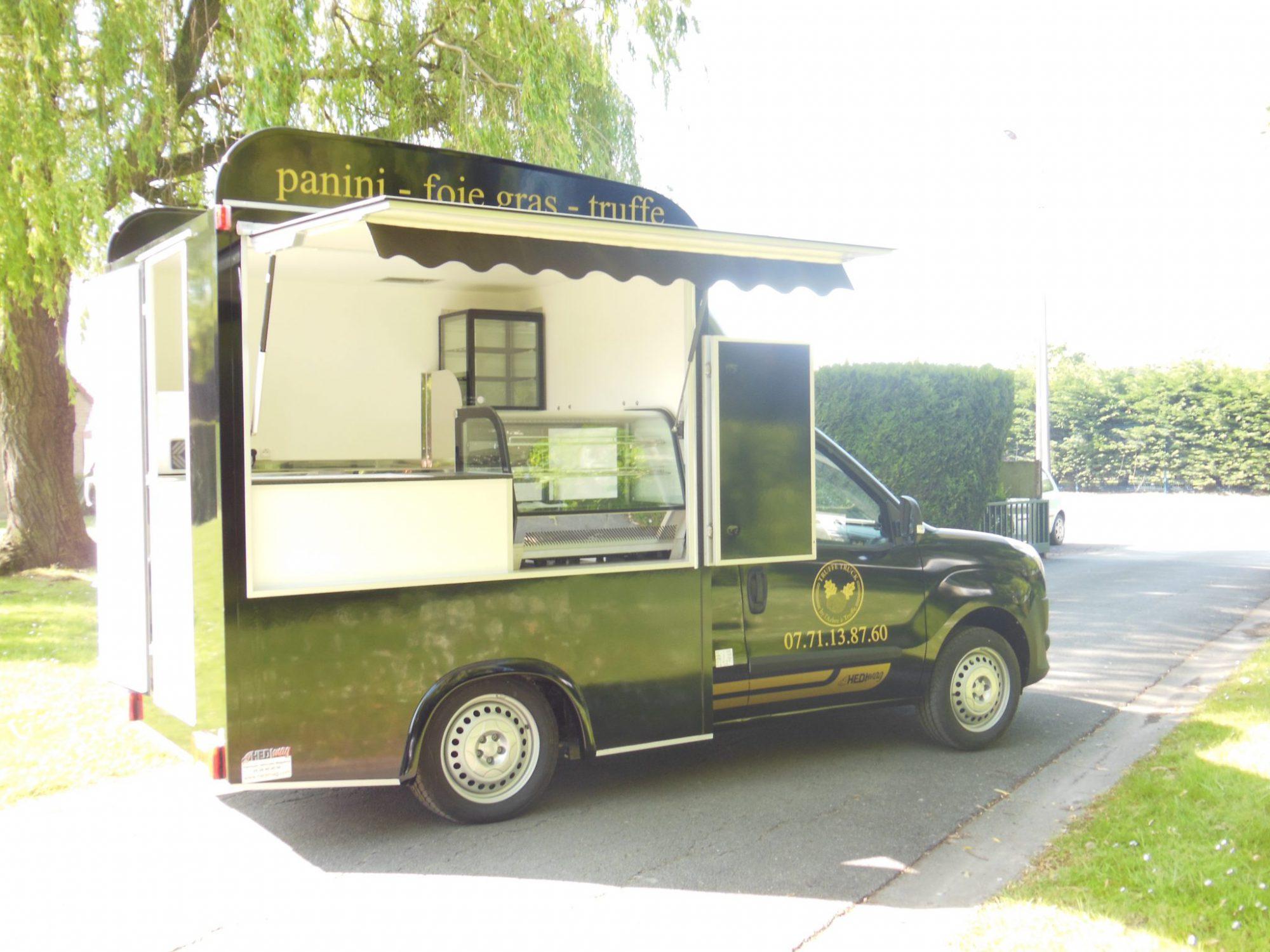 concept 39 doblo food truck snack hedimag fabricant de commerce mobile. Black Bedroom Furniture Sets. Home Design Ideas