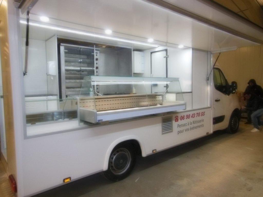 camion rôtisserie traiteur hedimag camion traiteur camion rôtisserie food truck hedimag