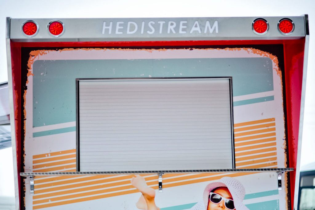 hedistream remorque snack pizza airstream Hedimag