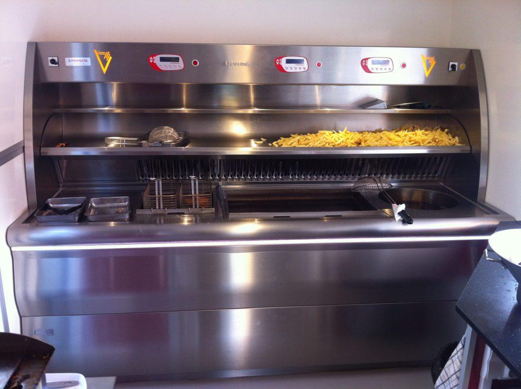 Remorque 800 Pro Friterie hedimag remorque friterie