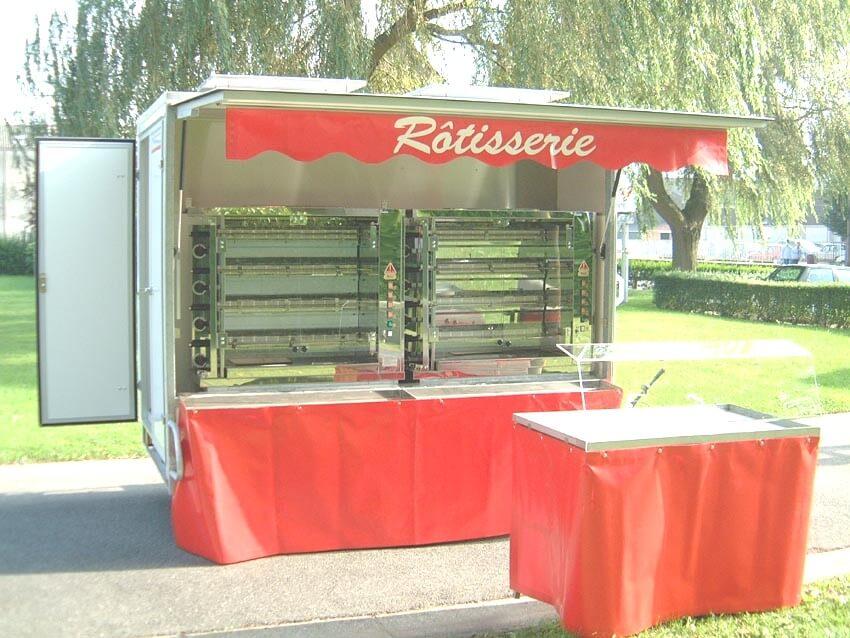 remorque 250 rôtisserie rotimag remorque rôtisserie hedimag