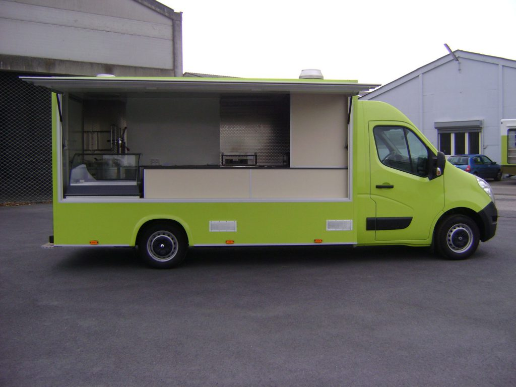 camion friterie snack éco hedimag food truck friterie mobile