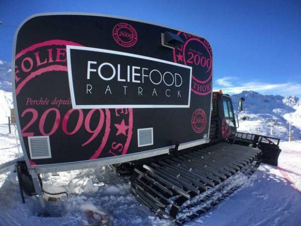France3 : Hedimag installe en montagne le premier foodtruck sur dameuse