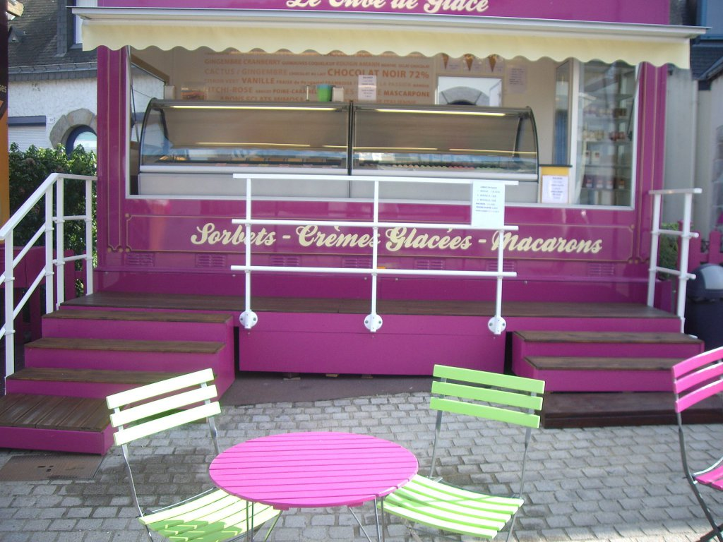 kiosque victorien remorque victorienne