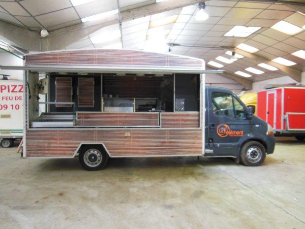 Renault Master version Food Truck – Ref C027