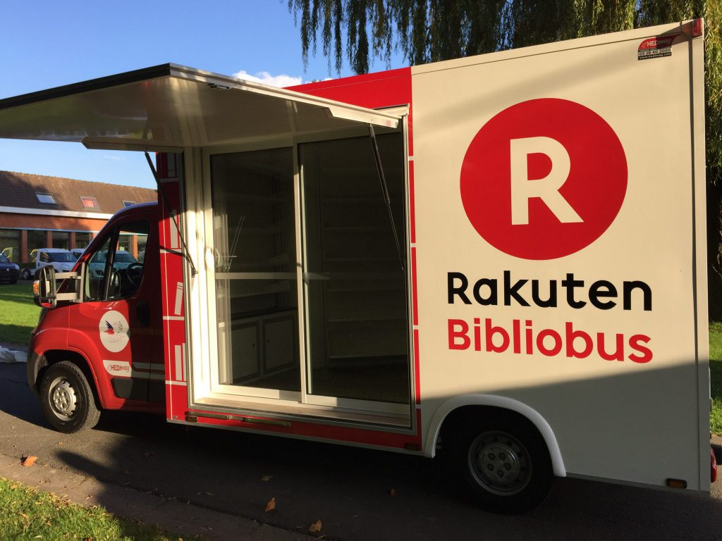 camion bibliobus librairie mobile bibliothèque mobile