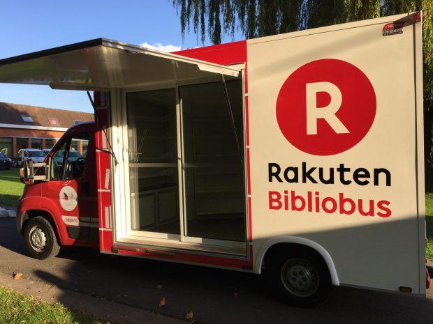Camion bibliobus