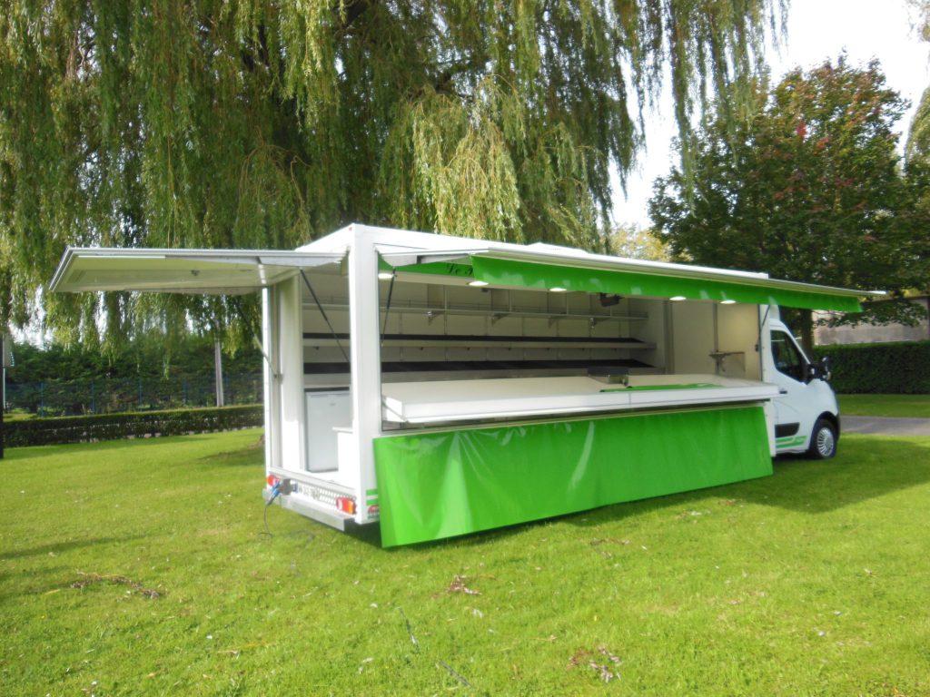 camion fruits camion légumes camion primeur hedimag