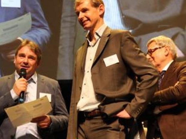 [La Voix du Nord] Hazebrouck, l'autodidacte 2015, c'est Hervé Diers !