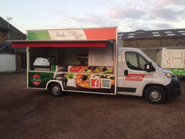 Fiat Ducato Pizza – DEMO – Ref C007