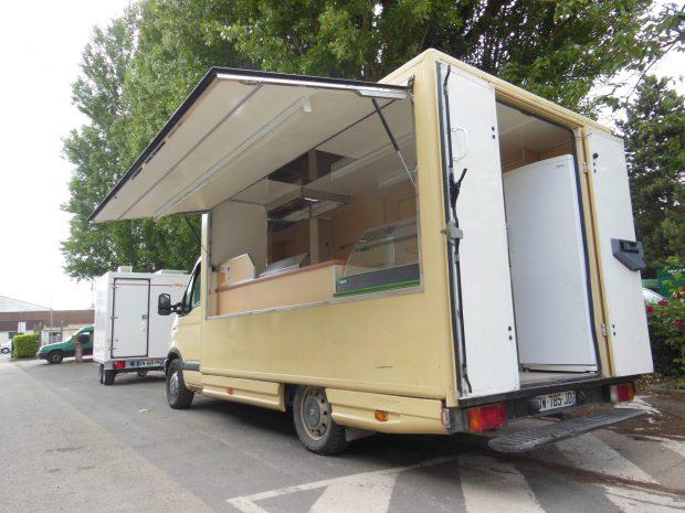 Renault Master Food Truck – Ref C035