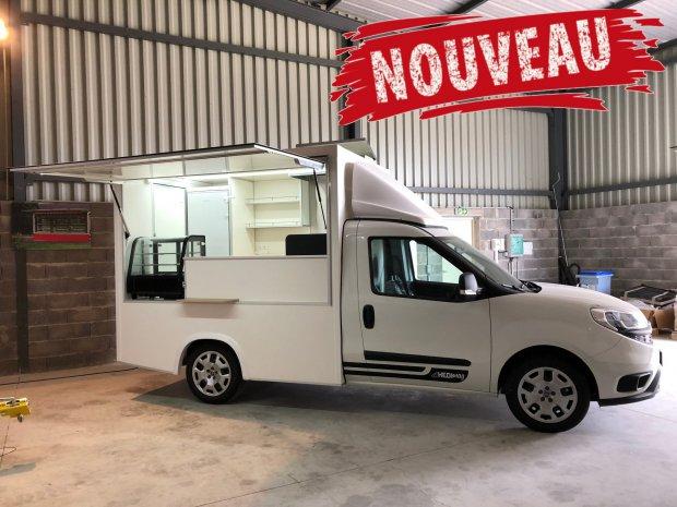 Concept Doblo NEUF Food Truck – C072
