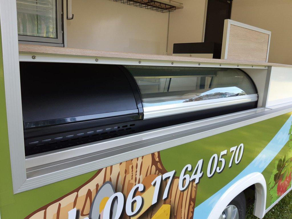 wine truck bar à vins mobile bar à bières brasserie mobile