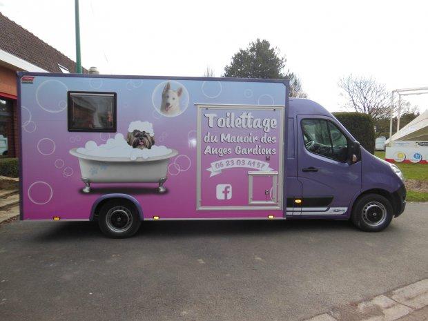 Le toilettage mobile : une solution pratique!