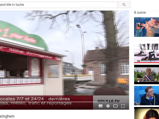 Grand Lille TV – La friterie Tuche fabriquée par Hedimag est à Blaringhem dans le Nord