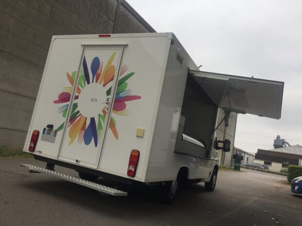 Peugeot Boxer Food Truck – Ref C059