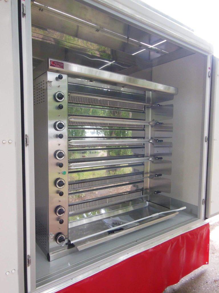 remorque 200 rôtisserie rotimag remorque rôtisserie hedimag