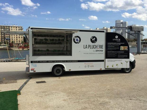 Innovation & 1ère mondiale : Un camion 100% électrique GROW TRUCK