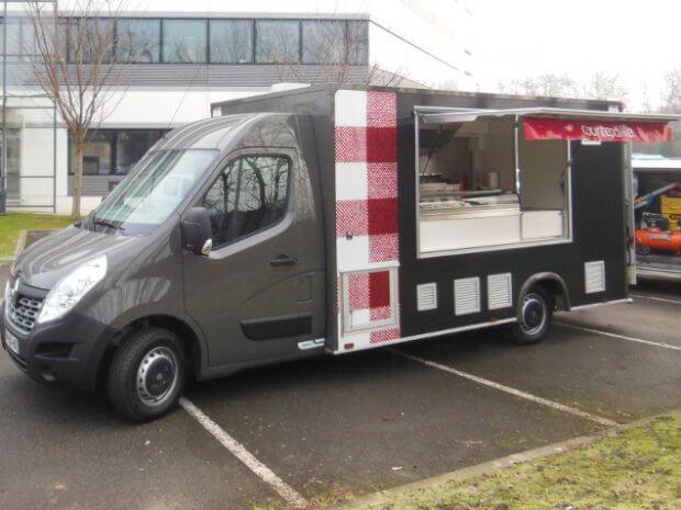 Food Truck cam 420 – Ref C071