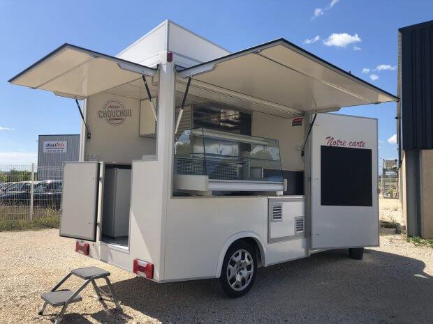 Concept Doblo Food Truck Neuf C069