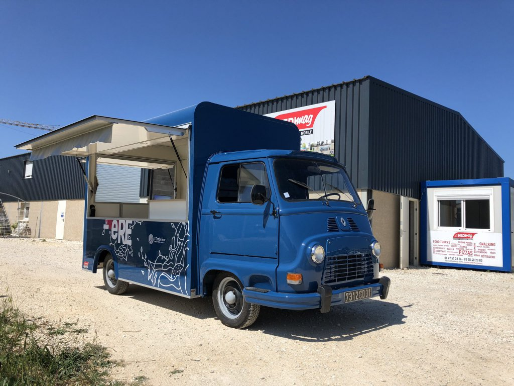 renault estafette food truck renault estafette kiosque renault estafette magasin