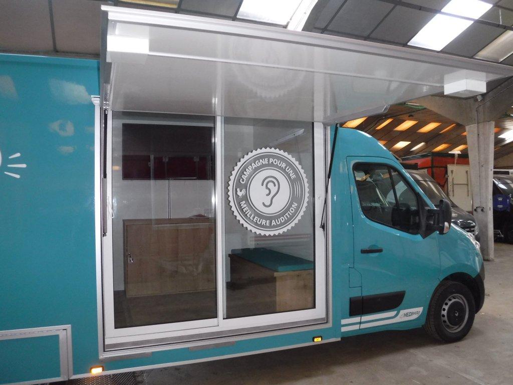camion bureau promotion