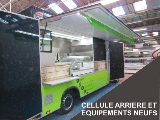 Food Truck ECO – Ref C070