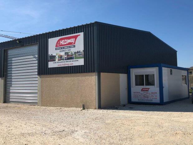 Hedimag ouvre une Agence Sud dans le Gard