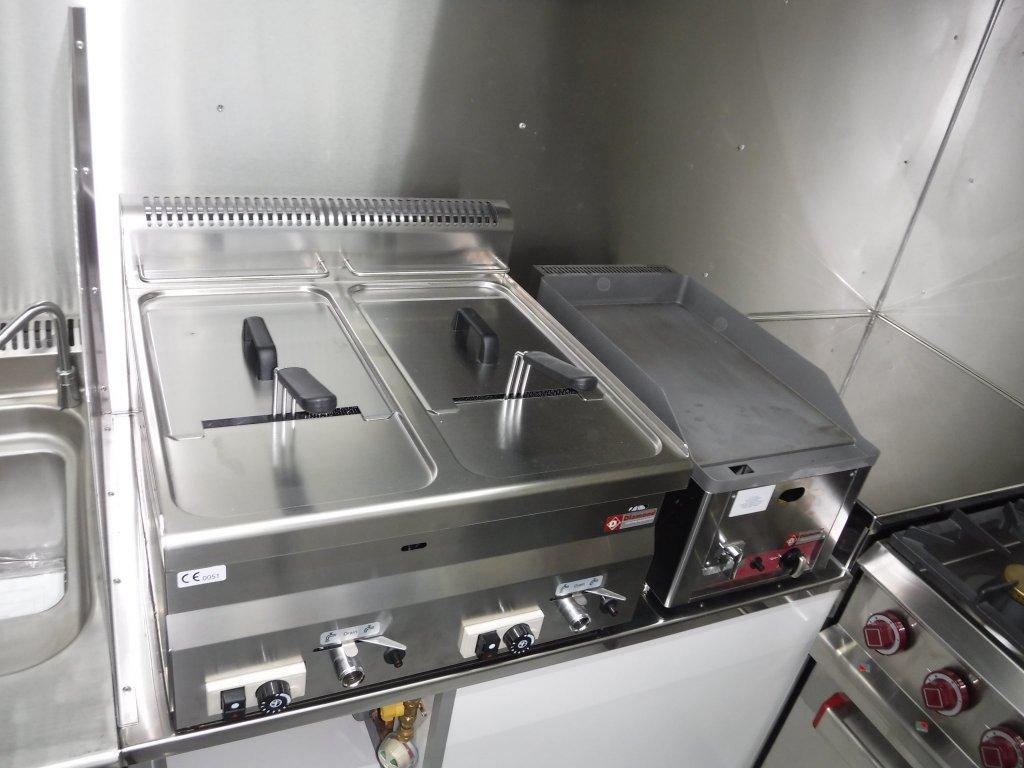 Food truck électrique master ZE