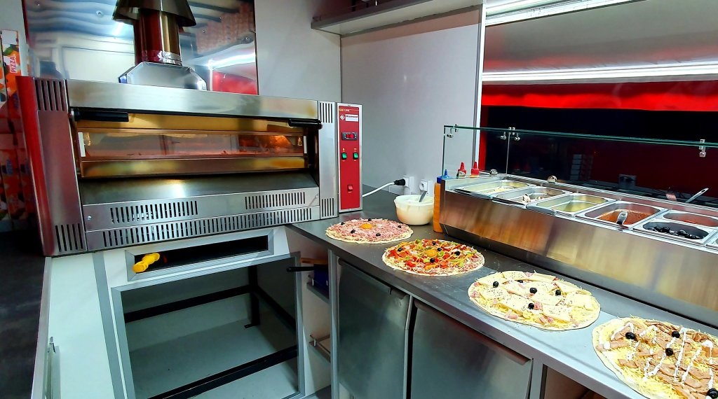 camion pizza occasion