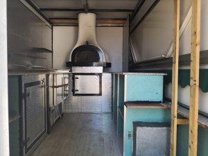 camion pizza four gaz occasion