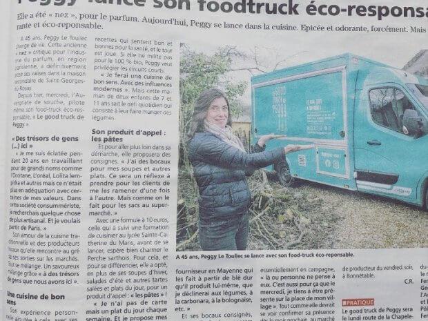 Le good truck éco-responsable