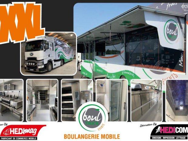 Maxi Boul Truck XXL, un projet hors norme